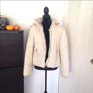 659f476a Zara Jackets & Coats   Preloved Puffer Jacket With Hood   Poshmark